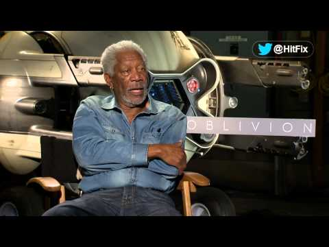 Morgan Freeman On Producing 'Rendezvous With Rama'