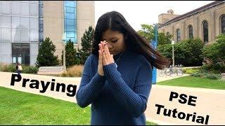 Praying Sign Language Tutorial