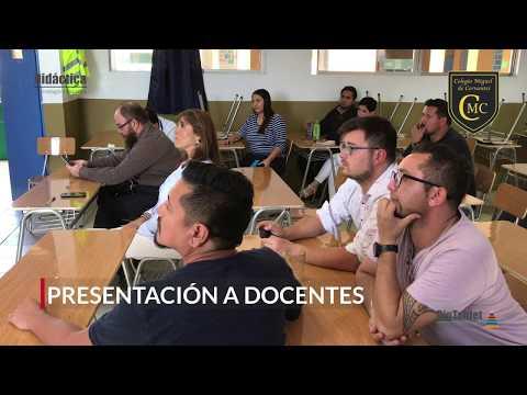 [BigTablet] Colegio Miguel de Cervantes · La Cisterna