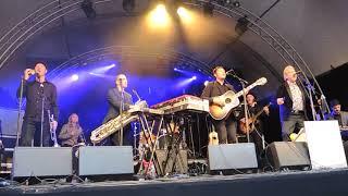 Orkesta Mendoza ft Salvador Duran @ Festival Mundial Tilburg 2016