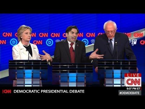 Democratic Debate: The Remy Rap