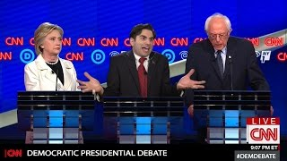 Democratic Debate: The Remy Rap