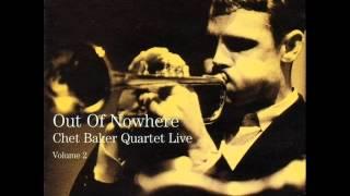 Chet Baker Quartet at the Santa Cruz Civic Auditorium - Carson City Stage