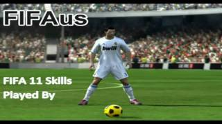 "FIFA 11 - ""All Advanced Skills Tutorial"" HD For XBOX 360"