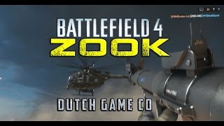 Battlefield 4 - ZOOK and LAV launch to the Siege of Shanghai Skyscraper - nederlands