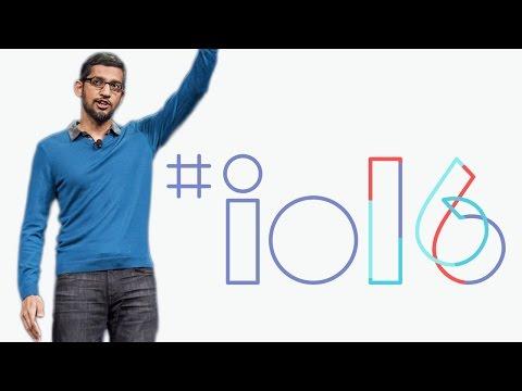 Google I/O 2016 Wylsacom Special LIVE - 20:00 МСК