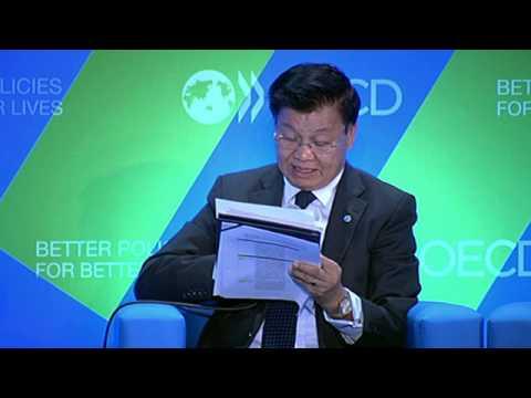OECD forum 2014 Focus on Southeast Asia