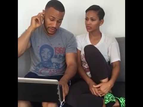 MeaganGood.Net  Facebook live chat with Meagan Good & Devon Franklin