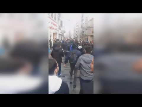 BURSASPOR TARAFTARI İSTANBUL SOKAKLARINDA! (Kasımpaşa vs Bursaspor)