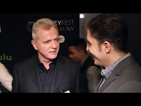 "Aidan Quinn Talks ""Elementary"" at PaleyFest NY Behind The Velvet Rope with Arthur Kade"