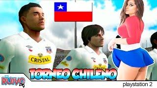 Winning Eleven Torneo Chileno 2010 no Playstation 2