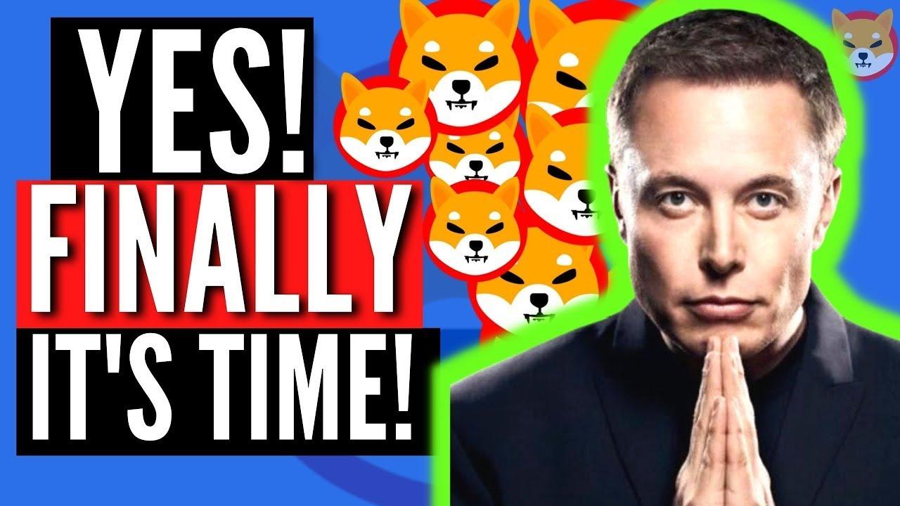 Elon Musk REVEALED That Shiba Inu Coin Will Hit .00 SOON!  SHIB NEWS