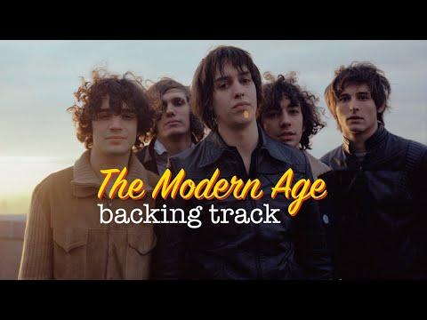 The Strokes - The Modern Age (Instrumental Karaoke)