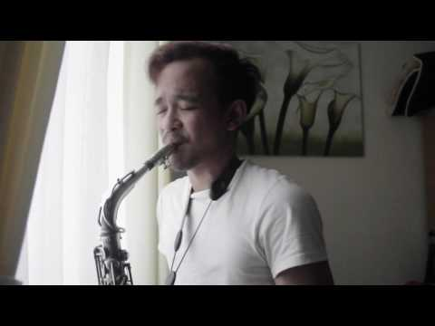 Anji - Dia ( Saxophone Cover by Christian Ama)