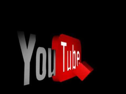 Youtube logo 3D - YouTube