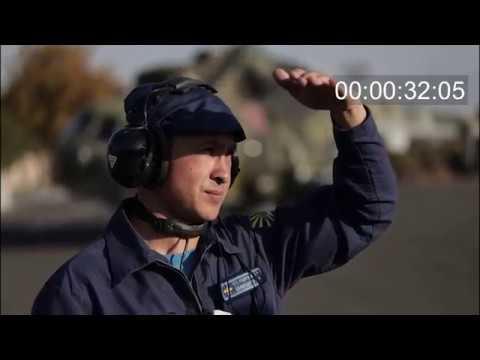 ТВ программа Первого канала «Часовой»  в Армении на российской авиабазе «Эребуни»