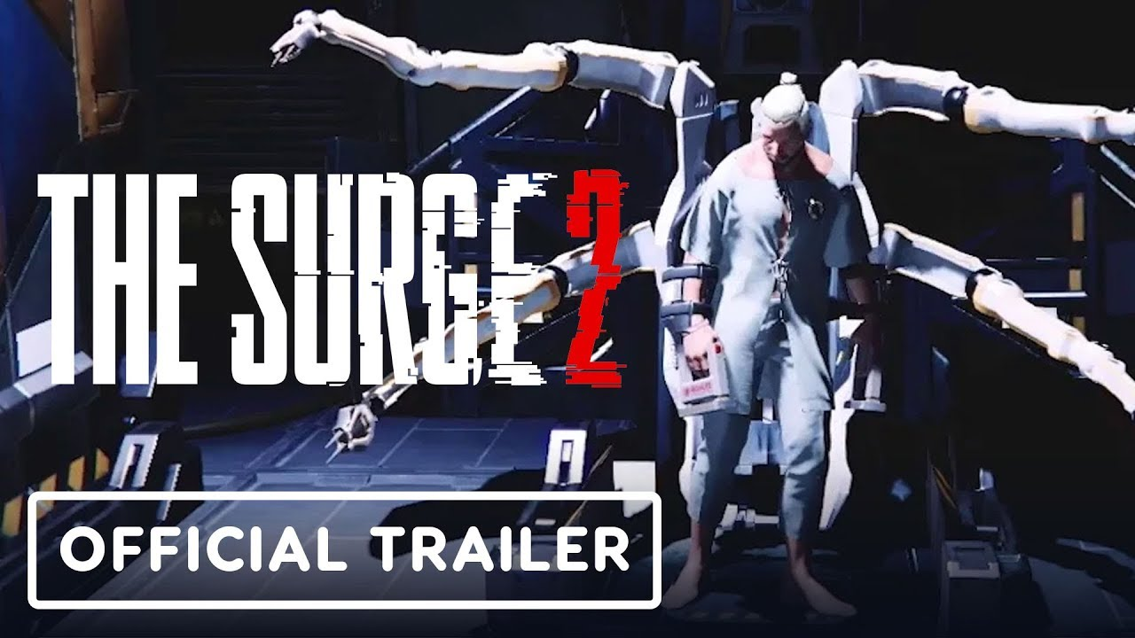 The Surge 2 - Official Tips and Tricks Trailer