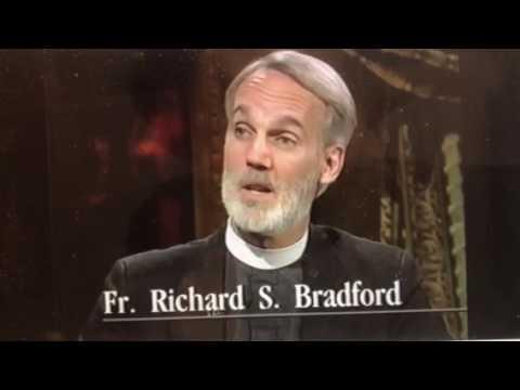 EWTN Journey Home-Fr. Richard Bradford