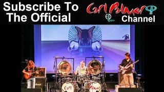 Carl Palmer ELP Legacy Performing Emerson, Lake & Palmer