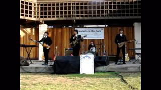 Sierra Madre Concerts in the Park, 2013 - Hard Days Night, Beatle Tribute