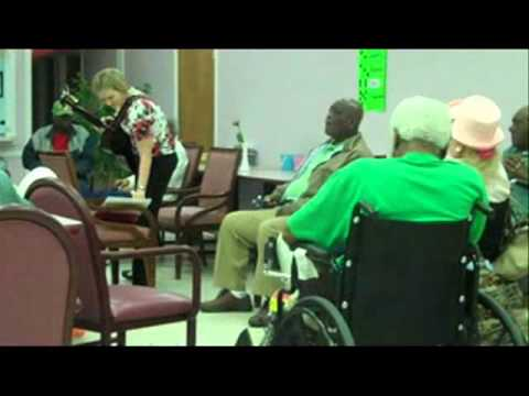 Group Music Therapy at Ruth Byck Adult Day Care Center