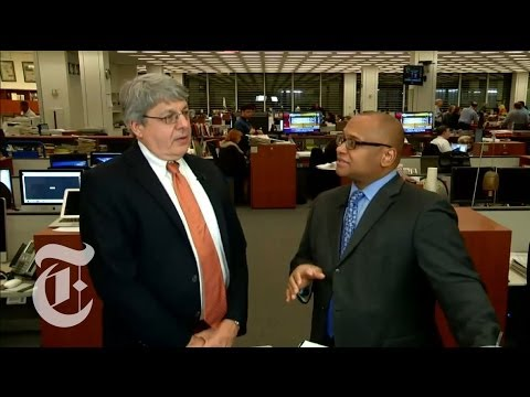 Election 2012 | Obama Wins: Coverage From the Newsroom | The New York Times