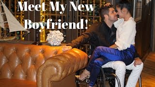 MEET MY NEW BOYFRIEND | WHEELCHAIR LIFE