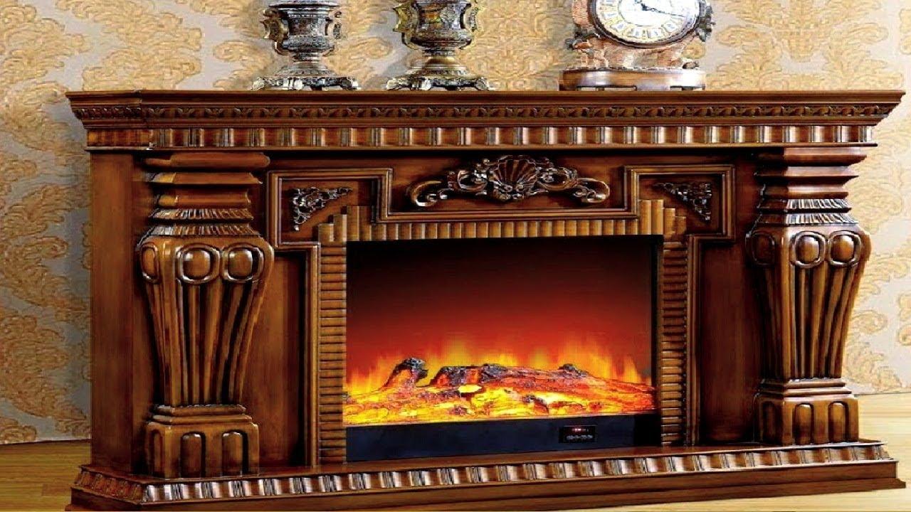 دفايات جبس تصميمات ديكوري واشكال راقية Youtube Home Fireplace Decor