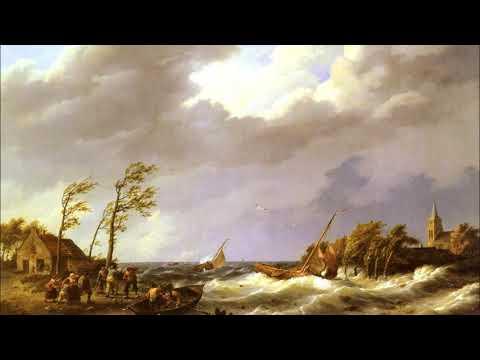 Beethoven (Symphony No. 6) and Johannes Hermanus Koekkoek (1778-1851)