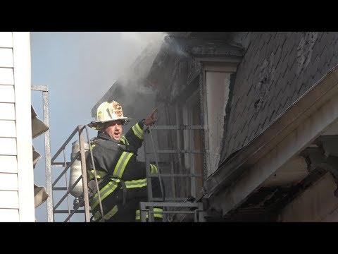 102 Clinton St Fire