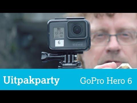 Uitpakparty: GoPro Hero 6, de comeback van GoPro?