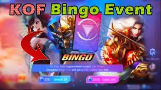 MOBILE LEGENDS BINGO EVENT