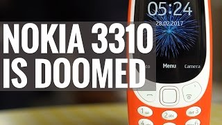 The new Nokia 3310 is doomed, here's why