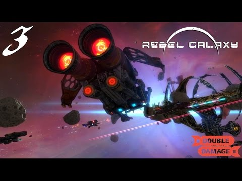 Let's Play Rebel Galaxy - Ep. 3 - Hacking!