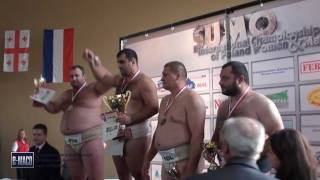 POLAND OPEN SUMO 2011 - Man OPEN FINAL