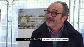 Paris-Saclay | Première pierre : Le Lycée international de Palaiseau