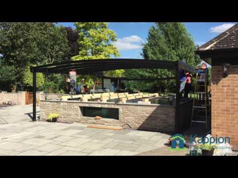 The Ultimate Koi Carp Canopy
