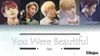 Video DAY6 - You were beautiful (예뻤어)   Sub (Han - Rom - Español) Color Coded Letra download MP3, 3GP, MP4, WEBM, AVI, FLV Maret 2018