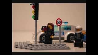 Lego City 2011 - #3648 Biljakten!