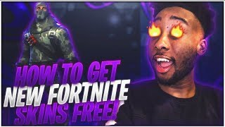 THIS IS NOT A JOKE!! HOW TO GET FORTNITE SKINS FOR FREE !! * NOT CLICKBAIT * Fortnite Battle Royale