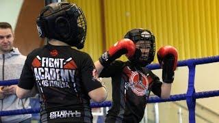 Jakub Kuliś (Fight Academy Ostrołęka) - Kornel Dębowski (Fight Academy Ostrołęka)
