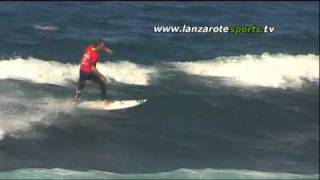 Surf La Santa Pro 6 stars prime event 2011 day 04 homenaje richard atik