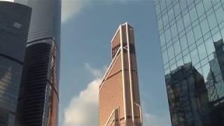 Смотреть видео 3 интересных мест Москвы рядом Куда сходить Москва-Сити Мост Багратион Смотровая площадка онлайн
