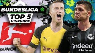 Die Gewinner der Bundesliga-Hinrunde! |Top 5