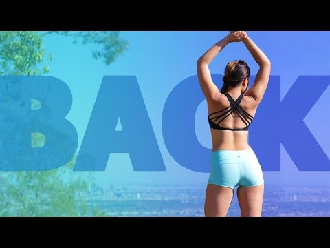Ultimate Back Workout   5 Moves to Your Fittest Upper Body
