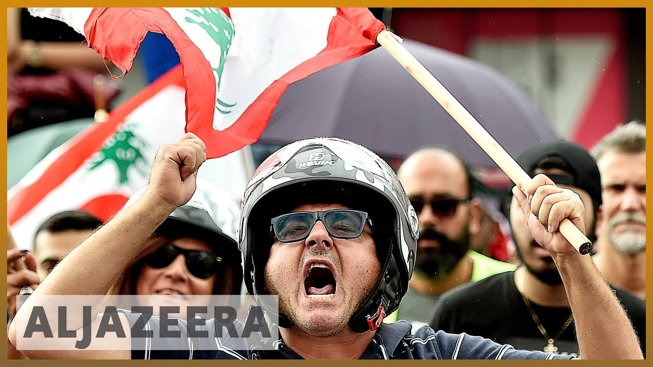 Lebanon demonstrations: Anger against political elite grows