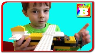 Lego VLOG. Bogdan merge la Studioul Tehnic Inventor - scoala de lego. Bogdan`s Show