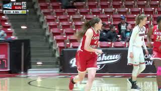 WBB Highlights: at Southern Utah 2/28/18