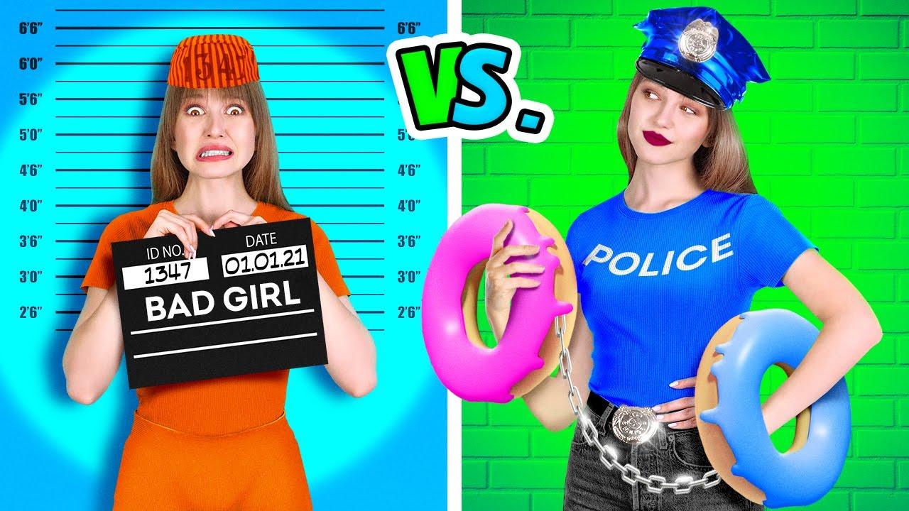 SI MI MAMÁ FUERA POLICÍA || Problemas graciosos e incómodos de mamá por 123 GO Like!