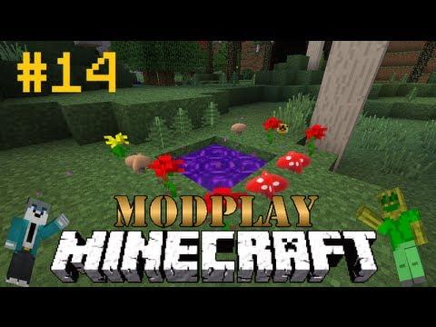 Minecraft Modplay #014 [Deutsch/HD] - Ab in den Twilight Forest!